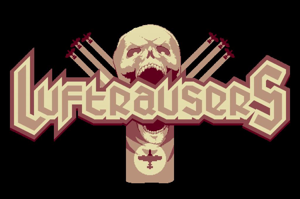 LUFTRAUSERS - Logo Huge